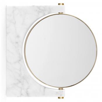 Designová zrcadla Pepe Marble Mirror Wall