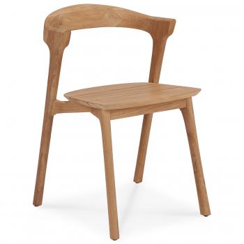Designové zahradní židle Teak Bok Outdoor Dining Chair
