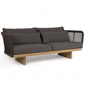 Designové sedačky POP-UP-HOME Xylia Dark Sofa