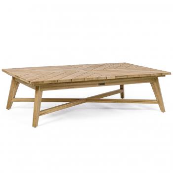 Designové stoly Coachella Rect Coffee Table