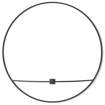 Designové nástěnné svícny POV Circle Candle Holder