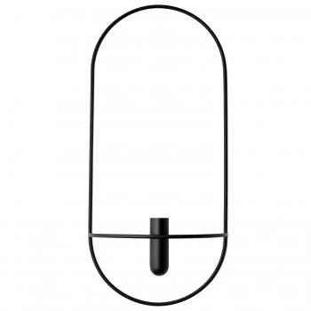 Designové nástěnné vázy/ svícny POV Oval Vase/ Candle Holder