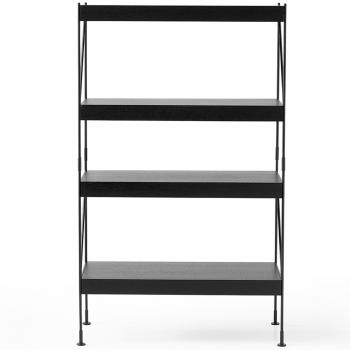 Designové knihovny Zet Storage System
