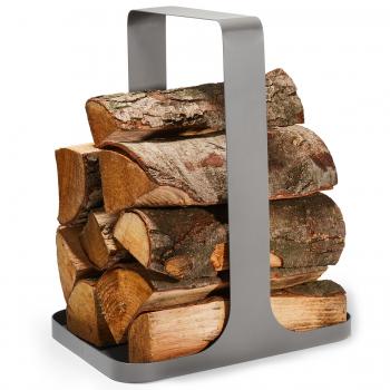 Designové zásobníky na dřevo Log Wood Tray