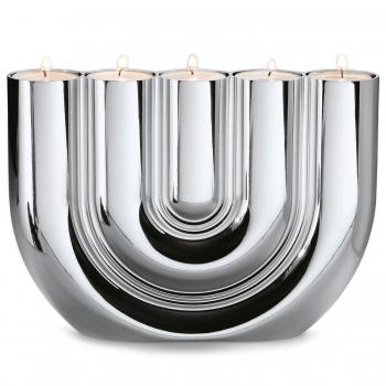 Designové svícny Double U