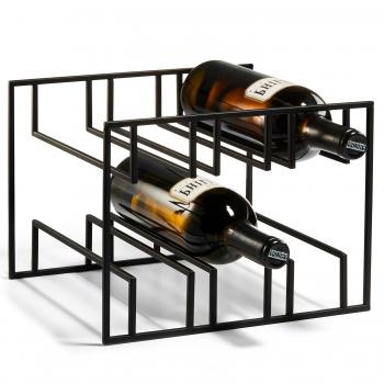 Designové stojany na víno Cubo