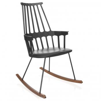 Designová křesla KARTELL Comback Rocking Armchair