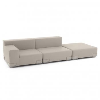Designové sedačky Plastics