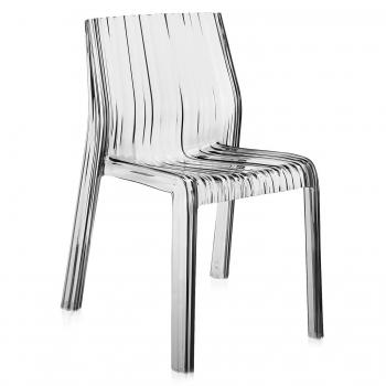 Designové jídelní židle Kartell Frilly