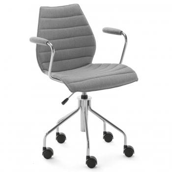 Designové kancelářské židle Kartell Maui Soft