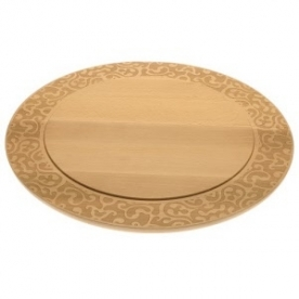 Designové podnosy Dressed In Wood Cheese Board