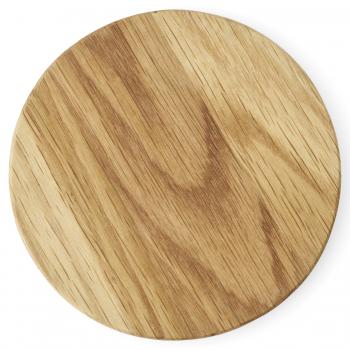 Designové talíře New Norm Dinnerware Wooden Plate