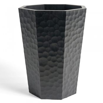 Designové odpadkové koše Black Chopped