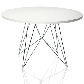Designové jídelní stoly Tavolo Xz3 kulaté