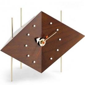 Designové stolní hodiny Diamond Clock