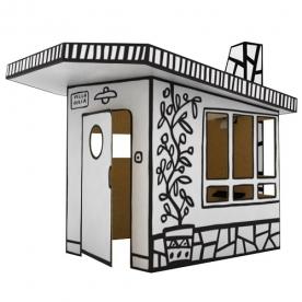 Designové dětské domečky Villa Julia