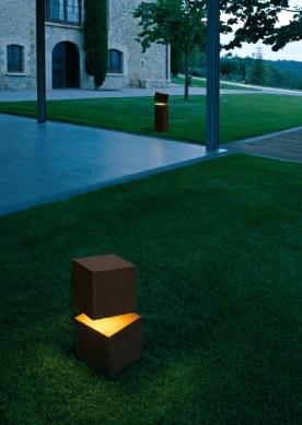 Designová venkovní svítidla Break