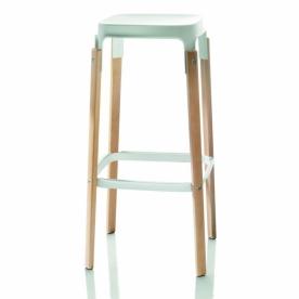 Designové barové židle Steelwood Stool