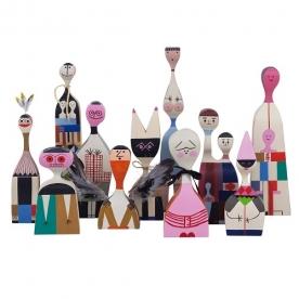 Designové figurky Girard Wooden Dolls
