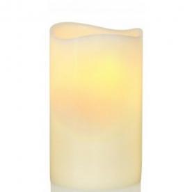 Designové stolní lampy Electronic candle white