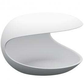 Designové odkládací stolky White Shell 639