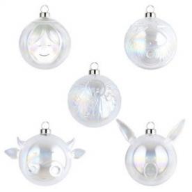 Designové vánoční ozdoby Palle Presepe Pearly