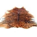 Designové kravské kůže s tygřím potiskem