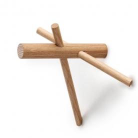 Designové nástěnné věšáky Sticks