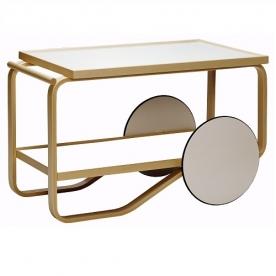 Designové servírovací stoly Tea Trolley