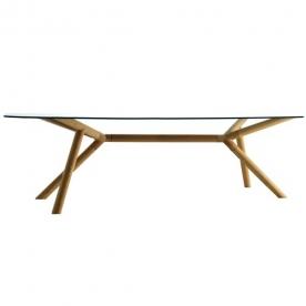 Designové jídelní stoly Otto Rectangular