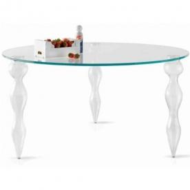 Designové jídelní stoly Blow Round