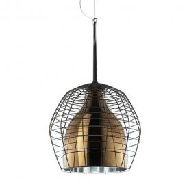 Designová závěsná svítidla Cage Sospensione