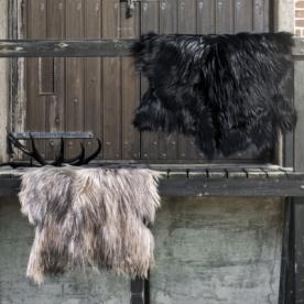 Designové kůže Mongolian Goat