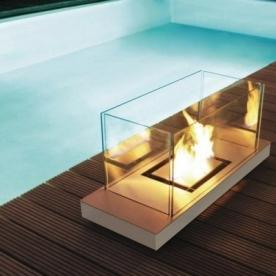 Radius designové krby Uni Flame 1,7l