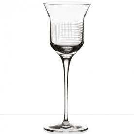 Designové sklenice na červené víno Lines Red Wine