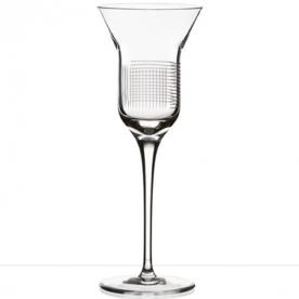 Designové sklenice na bílé víno Lines White Wine