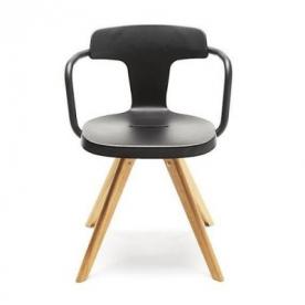 Designové židle T14 Wood