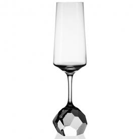 Designové sklenice na šampaňské Stone Champagne Flute