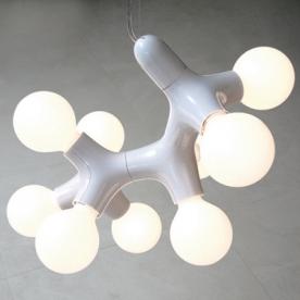 Designová závěsná svítidla DNA Quattro