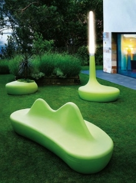 Designová venkovní svítidla BD Love Lamp