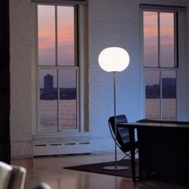 FLOS stojací lampy Glo-ball F