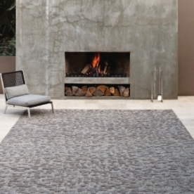Designové koberce Glace Tweed Linen