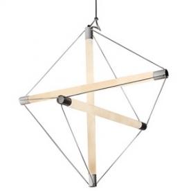 Designová závěsná svítidla Structure Three