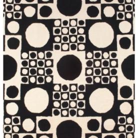 Designové koberce Verner Panton Geometri