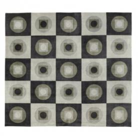 Designové koberce Verner Panton Quadrant Silk
