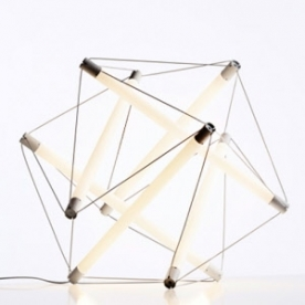 Designové stolní lampy Light Structure