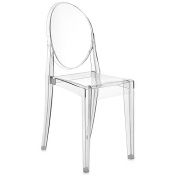 Designové židle KARTELL Victoria Ghost