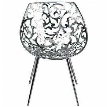 Designové zahradní židle DRIADE MISS LACY