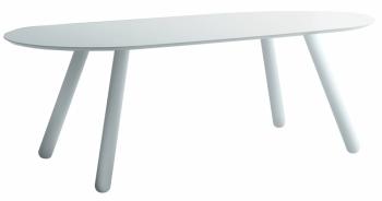 Designové jídelní stoly Pixie oválné