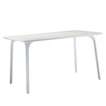 Designové zahradní stoly First Table Outdoor hranaté